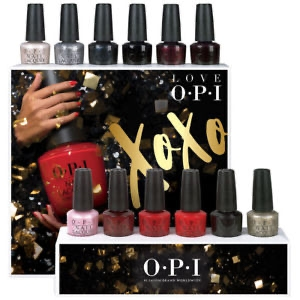 Love OPI, XOXO