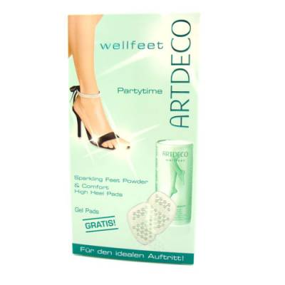 Artdeco Wellfeet Partytime Set i gruppen ArtDeco / Fotvård hos Nails, Body & Beauty (102)