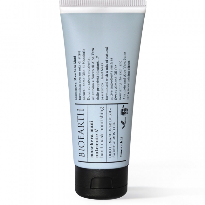 Bioearth Hand Mask Nourishing i gruppen Bioearth / Ansikts & Handmasker hos Nails, Body & Beauty (1035-A)