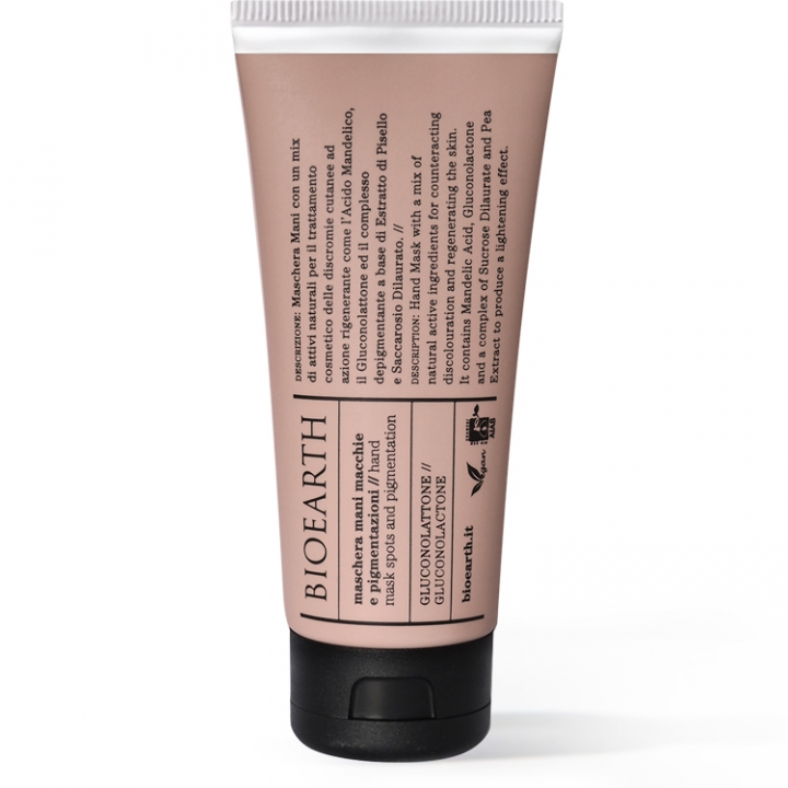 Bioearth Hand Mask Spots and Pigmentation i gruppen Bioearth hos Nails, Body & Beauty (1035)