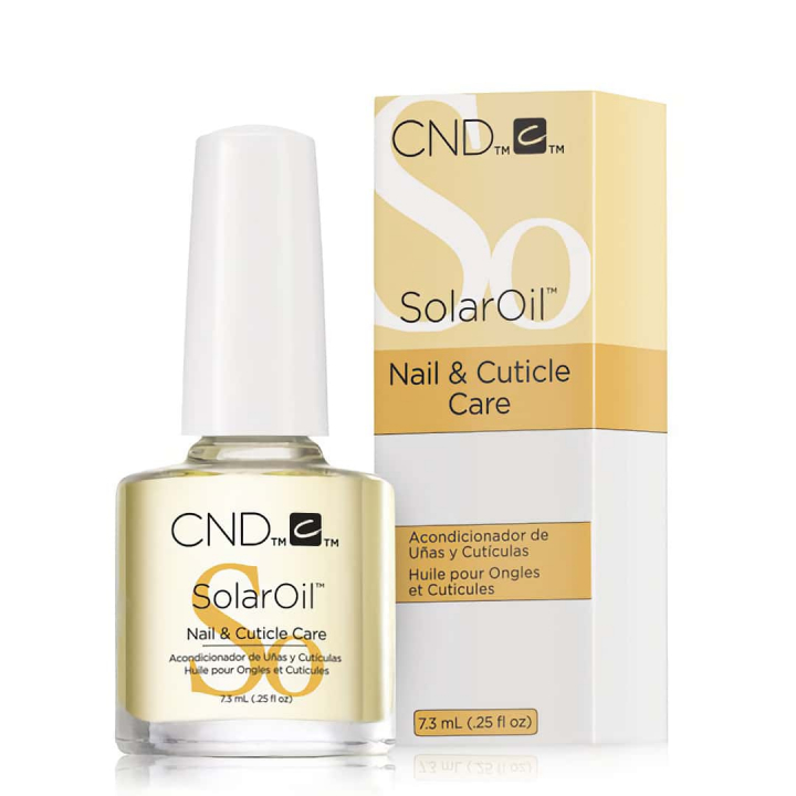 CND SolarOil 7.3 ml i gruppen CND / Manikyr hos Nails, Body & Beauty (1091)