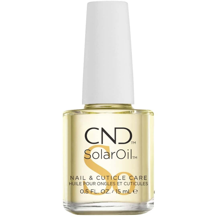 CND SolarOil 15 ml i gruppen CND / Handvård hos Nails, Body & Beauty (1092)