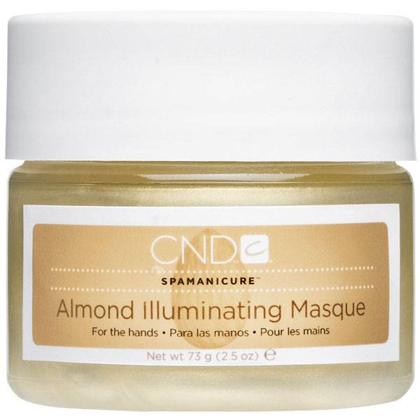 CND Almond Illuminating Masque i gruppen CND / Handvård hos Nails, Body & Beauty (1105)