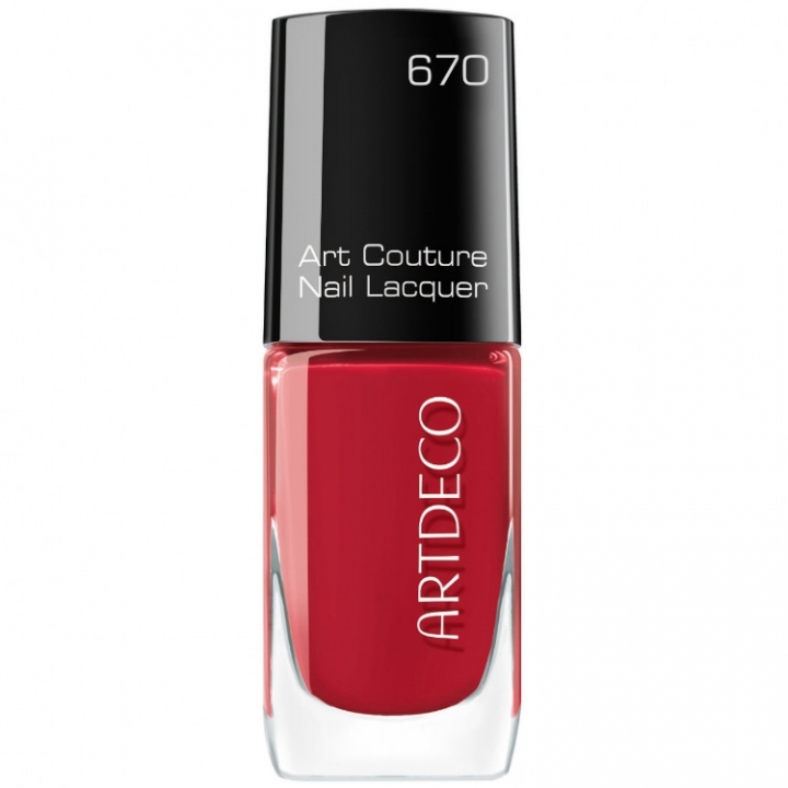 Artdeco Nagellack Nr:670 Lady in Red i gruppen ArtDeco / Makeup Kollektioner / Iconic Red hos Nails, Body & Beauty (111-670)