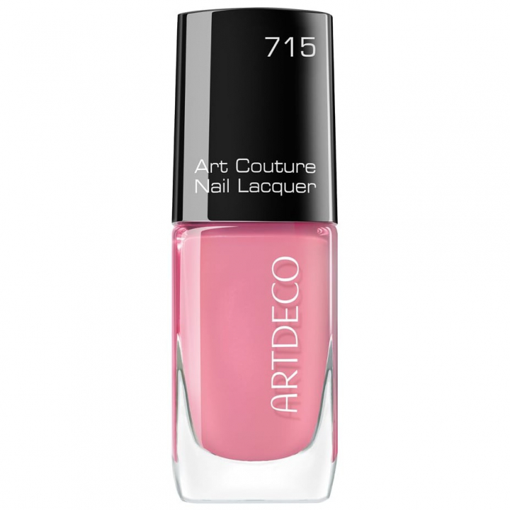 Artdeco Nagellack Nr:715 Pink Gerbera i gruppen ArtDeco / Makeup Kollektioner / Feel This Bloom Obsession hos Nails, Body & Beauty (111-715)