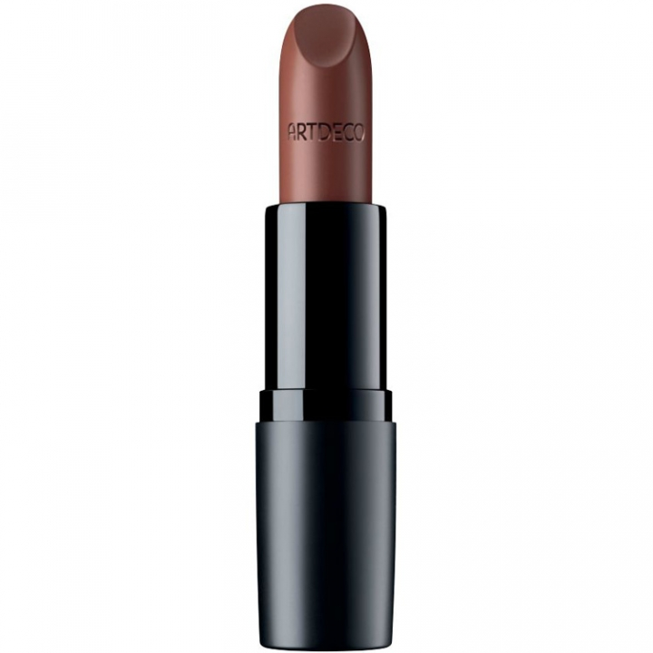 Artdeco Perfect Mat Lipstick Nr:215 Woodland Brown i gruppen ArtDeco / Makeup / Läppstift / Perfect Mat hos Nails, Body & Beauty (134-215)