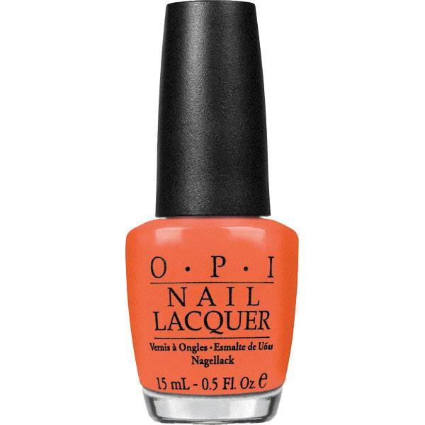 OPI Hong Kong Hot & Spicy i gruppen OPI / Nagellack / Hong Kong hos Nails, Body & Beauty (1344)
