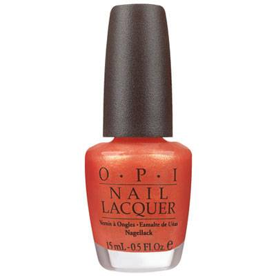 OPI Brights Goin Ape-Ricot! i gruppen OPI / Nagellack / Brights hos Nails, Body & Beauty (1396)
