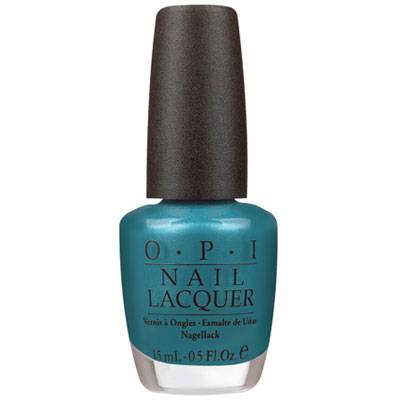 OPI Brights Teal the Cows Come Home i gruppen OPI / Nagellack / Brights hos Nails, Body & Beauty (1397)