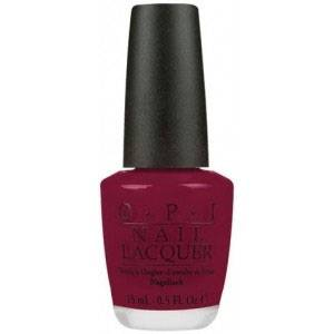 OPI All A-Bordeaux The Sled! i gruppen OPI / Nagellack / Holiday Wishes hos Nails, Body & Beauty (1732)
