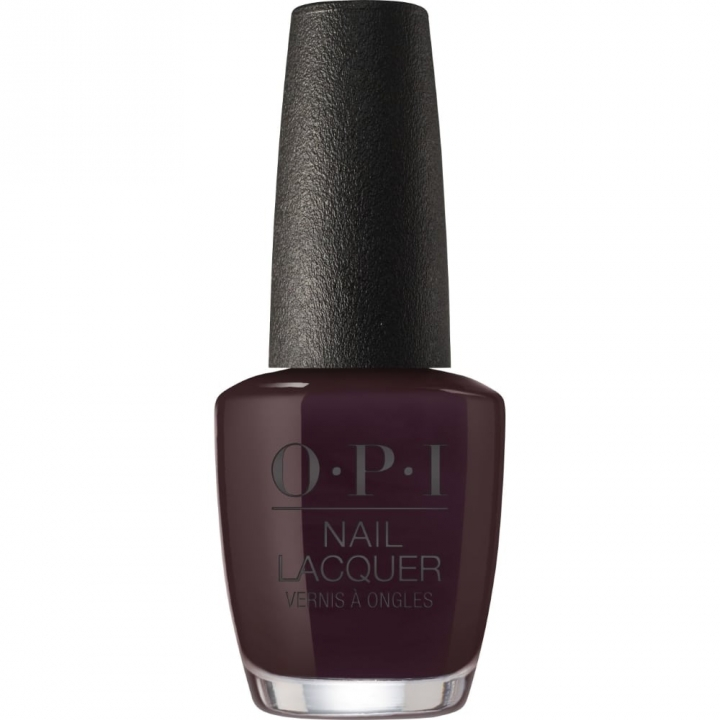 OPI India Black Cherry Chutney i gruppen OPI / Nagellack / India hos Nails, Body & Beauty (1776)