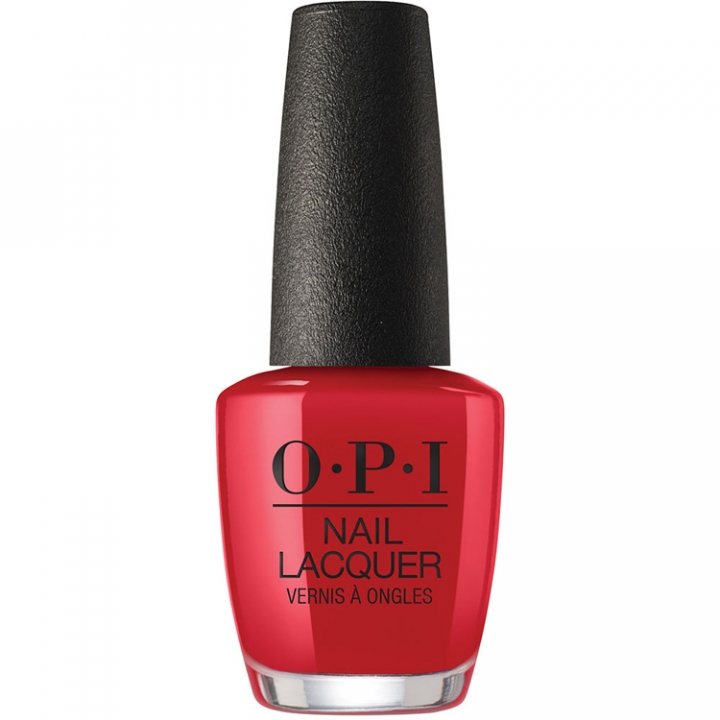 OPI Swiss Color So Hot It Berns i gruppen OPI / Nagellack / Swiss hos Nails, Body & Beauty (1859)