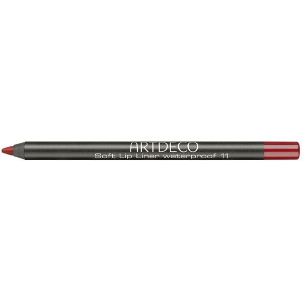 Artdeco Soft Lip Liner Vattenfast Nr:11 Red Iron i gruppen ArtDeco / Makeup / Lip Liners hos Nails, Body & Beauty (2791)