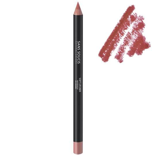 Sans Soucis Soft Lipliner Nr:20 Caramel i gruppen Sans Soucis / Makeup hos Nails, Body & Beauty (2950)