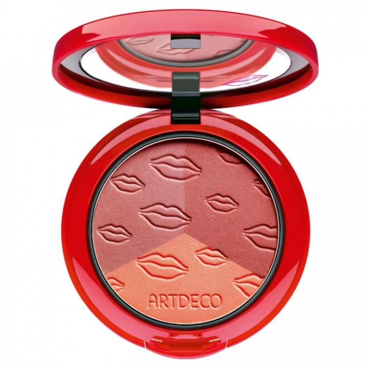 Artdeco Blush Couture -Iconic Red- i gruppen ArtDeco / Makeup Kollektioner / Iconic Red hos Nails, Body & Beauty (33108)