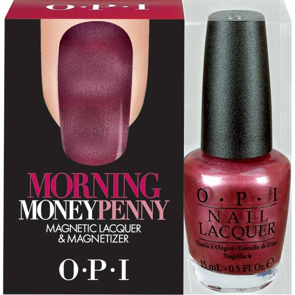 OPI Skyfall Magnetic Morning MoneyPenny i gruppen OPI / Nagellack / Skyfall hos Nails, Body & Beauty (3390)