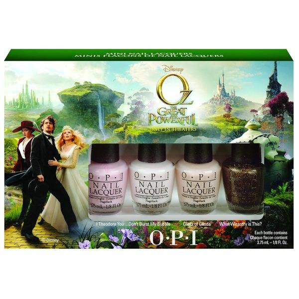 OPI Oz The Great and Powerful Mini Collection i gruppen OPI / Nagellack / OZ The Great And Powerful hos Nails, Body & Beauty (3530)