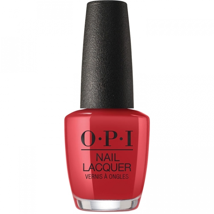 OPI Brazil Red Hot Rio i gruppen OPI / Nagellack / Brazil hos Nails, Body & Beauty (3893)