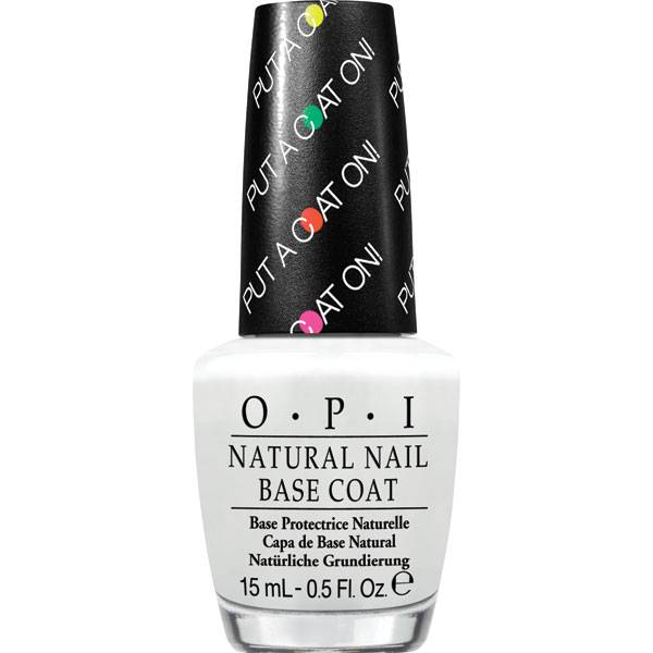 OPI Neon Put A Coat On i gruppen OPI / Nagellack / Neon hos Nails, Body & Beauty (4034)