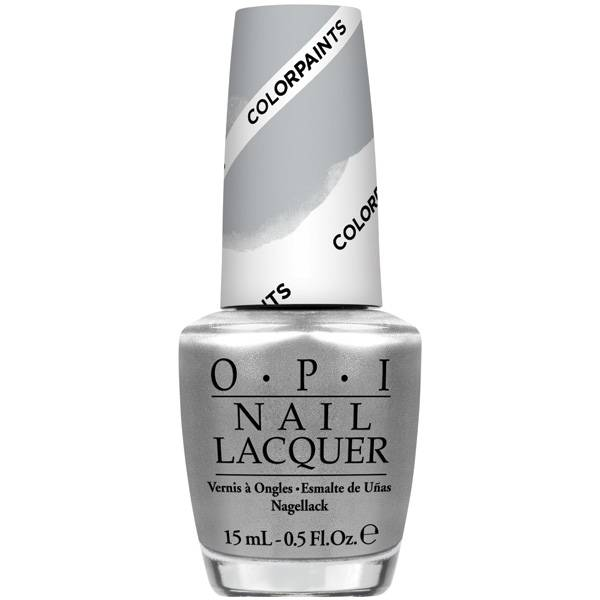 OPI Color Paints Silver Canvas i gruppen OPI / Nagellack / Color Paints hos Nails, Body & Beauty (4417)
