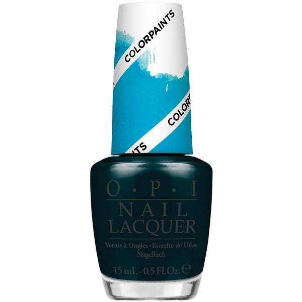 OPI Color Paints Turquoise Aesthetic i gruppen OPI / Nagellack / Color Paints hos Nails, Body & Beauty (4420)