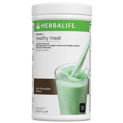 Herbalife Formula 1 - Mint & Chocolate i gruppen Herbalife / Viktkontroll hos Nails, Body & Beauty (4471-H)