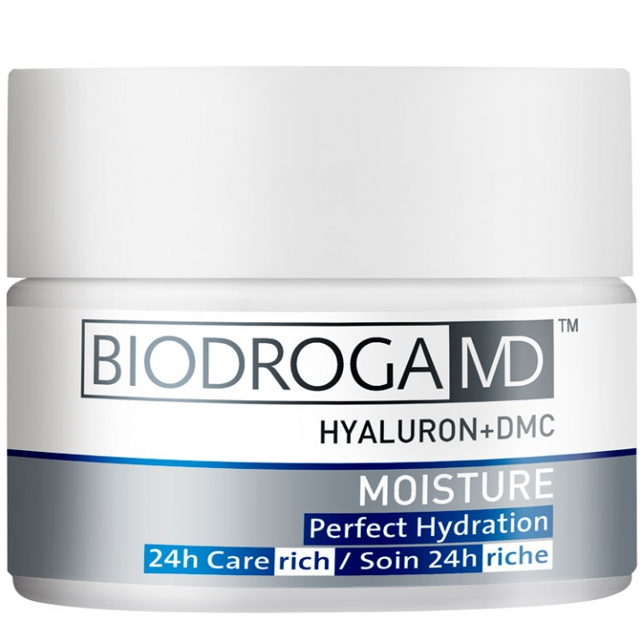 Biodroga MD Moisture Perfect Hydration 24h Care Rich i gruppen Biodroga MD hos Nails, Body & Beauty (45517)
