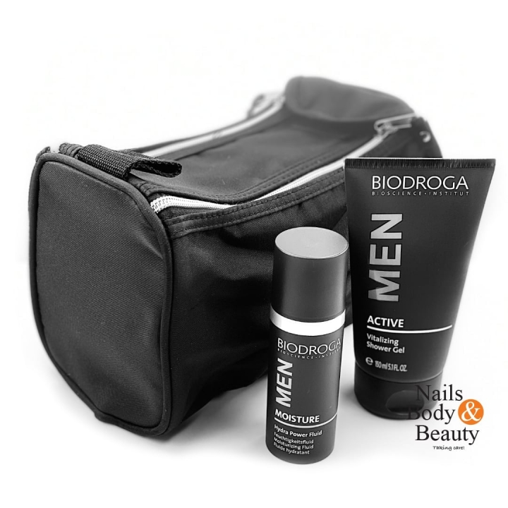 Biodroga MEN Kit i gruppen Biodroga / För Män hos Nails, Body & Beauty (45622-6)