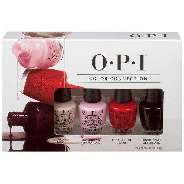 OPI Color Connection i gruppen OPI / Nagellack / Övrigt hos Nails, Body & Beauty (4609)