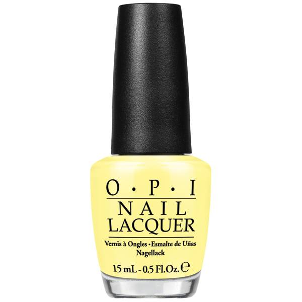 OPI Retro Summer Towel Me About It i gruppen OPI / Nagellack / Retro Summer hos Nails, Body & Beauty (4726)