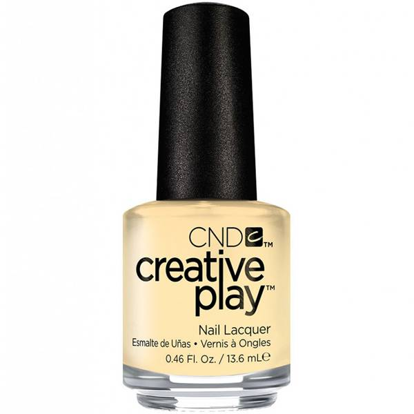 CND Creative Play Bananas For You i gruppen CND / Creative Play Nagellack hos Nails, Body & Beauty (4748)