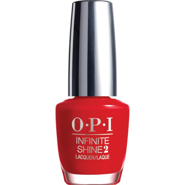 OPI Infinite Shine Unequivocally Crimson i gruppen OPI / Infinite Shine Nagellack / Övriga Nyanser hos Nails, Body & Beauty (4795)