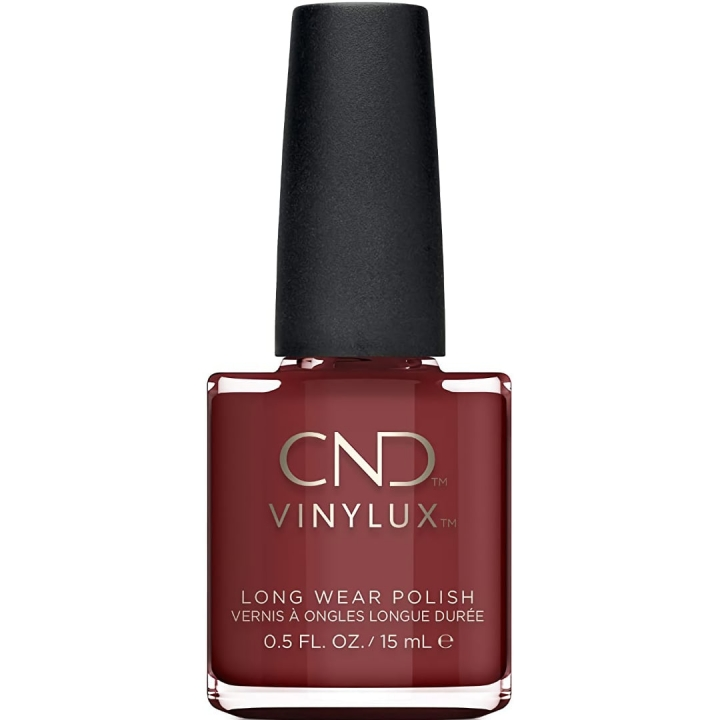 CND Vinylux Nr:222 Oxblood i gruppen CND / Vinylux Nagellack / Craft Culture hos Nails, Body & Beauty (4828)