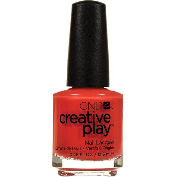 CND Creative Play Mango About Town i gruppen CND / Creative Play Nagellack hos Nails, Body & Beauty (4887)
