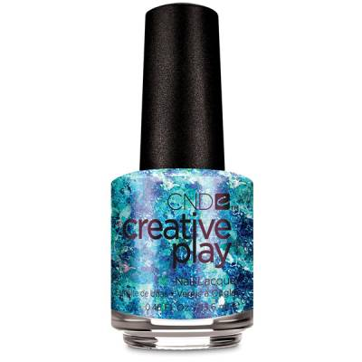 CND Creative Play Turquoise Tidings i gruppen CND / Creative Play Nagellack hos Nails, Body & Beauty (4953)