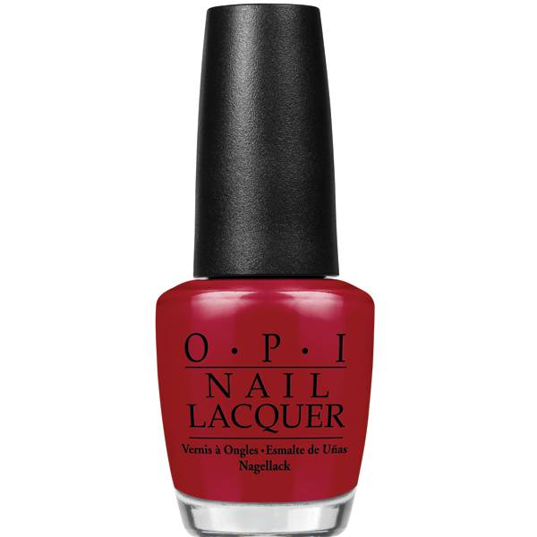 OPI Breakfast At Tiffanys Got the Mean Reds i gruppen OPI / Nagellack / Breakfast at Tiffany´s hos Nails, Body & Beauty (4977)