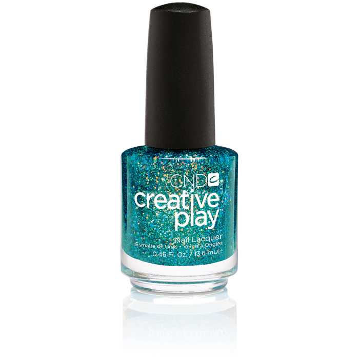 CND Creative Play Express Ur Em-Oceans i gruppen CND / Creative Play Nagellack hos Nails, Body & Beauty (502-1)