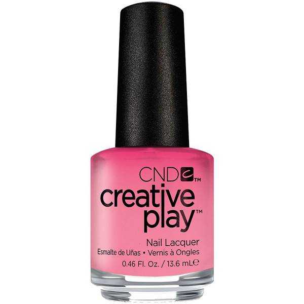 CND Creative Play Oh Flamingo i gruppen CND / Creative Play Nagellack hos Nails, Body & Beauty (5035)