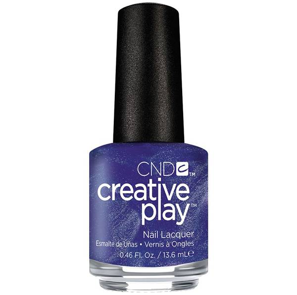CND Creative Play Viral Violets i gruppen CND / Creative Play Nagellack hos Nails, Body & Beauty (5039)