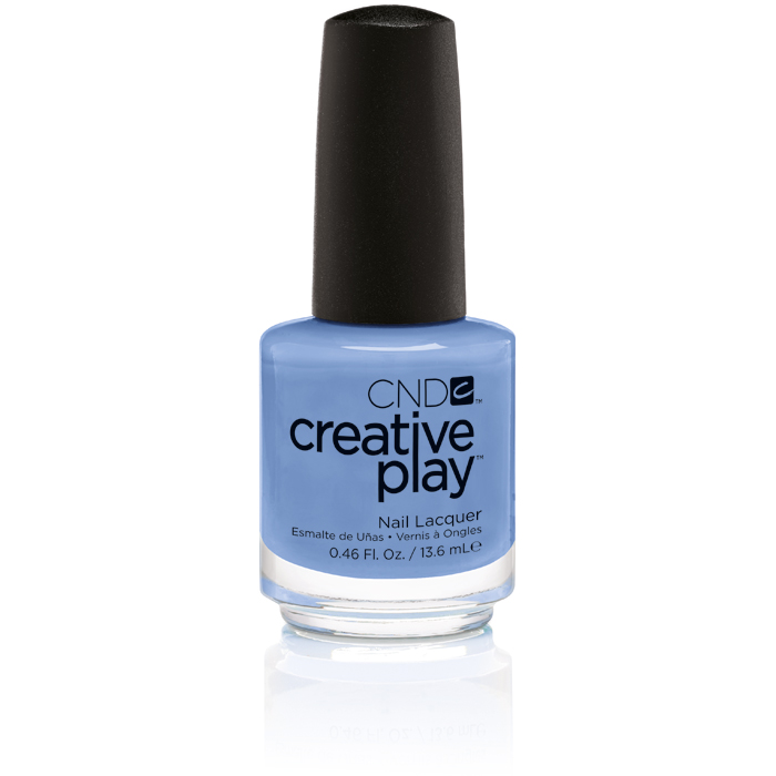 CND Creative Play Skymazing i gruppen CND / Creative Play Nagellack hos Nails, Body & Beauty (504-1)