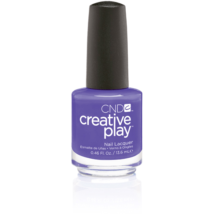 CND Creative Play Party Royally i gruppen CND / Creative Play Nagellack hos Nails, Body & Beauty (506-1)