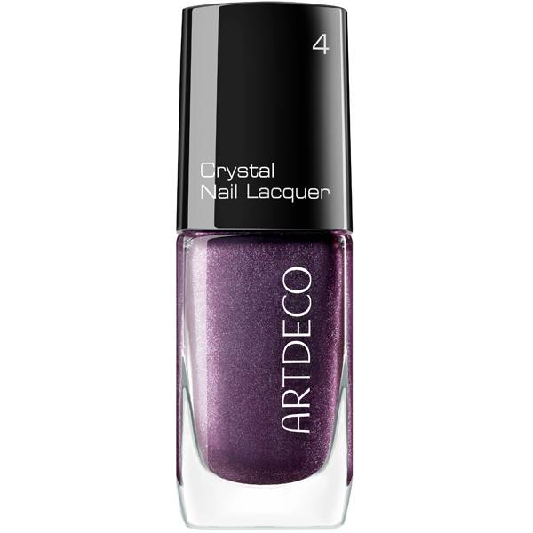 Artdeco Nagellack Nr:4 Purple Rain i gruppen ArtDeco / Makeup Kollektioner / Crystal Garden hos Nails, Body & Beauty (5069)