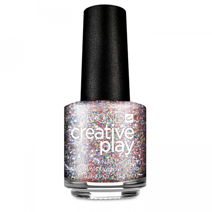 CND Creative Play Flashy Affair i gruppen CND / Creative Play Nagellack hos Nails, Body & Beauty (510-1)