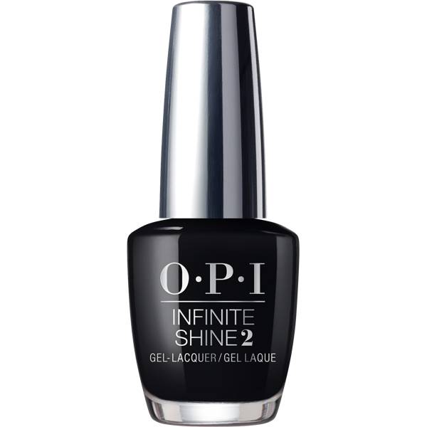 OPI Infinite Shine Lady in Black i gruppen OPI / Infinite Shine Nagellack / The Icons hos Nails, Body & Beauty (5105)