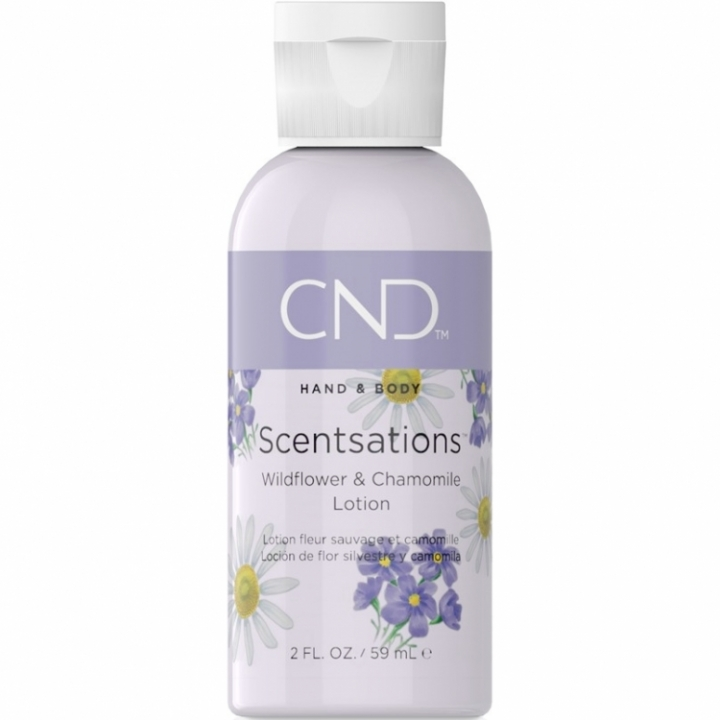 CND Scentsations Wildflower & Chamomile 59 ml Lotion i gruppen CND / Scentsations hos Nails, Body & Beauty (5221)