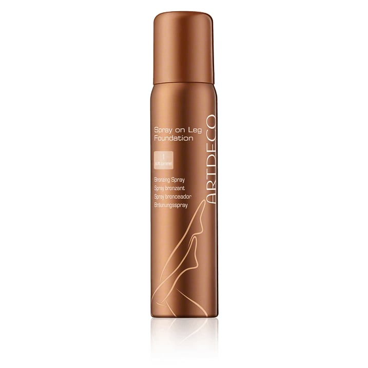 Artdeco Spray on Leg Foundation Nr:1 Soft Caramel i gruppen ArtDeco / Makeup Kollektioner / Sunset hos Nails, Body & Beauty (5271)