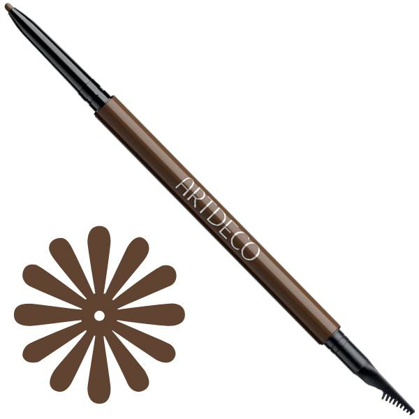 Artdeco Ultra Fine Brow Liner Nr:15 Saddle i gruppen ArtDeco / Makeup / Ögonbryn hos Nails, Body & Beauty (5329)