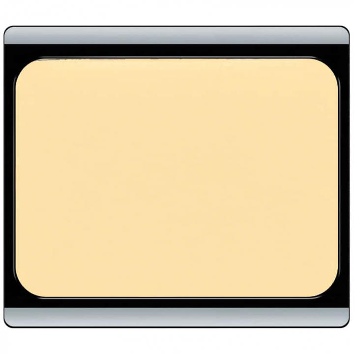 Artdeco Camouflage Cream Nr:2 Neutralizing yellow i gruppen ArtDeco / Makeup / Camouflage hos Nails, Body & Beauty (679)
