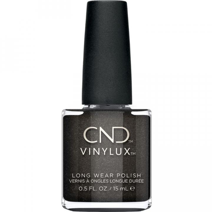 CND Vinylux Nr:334 Powerful Hematite i gruppen CND / Vinylux Nagellack / Crystal Alchemy hos Nails, Body & Beauty (767245)