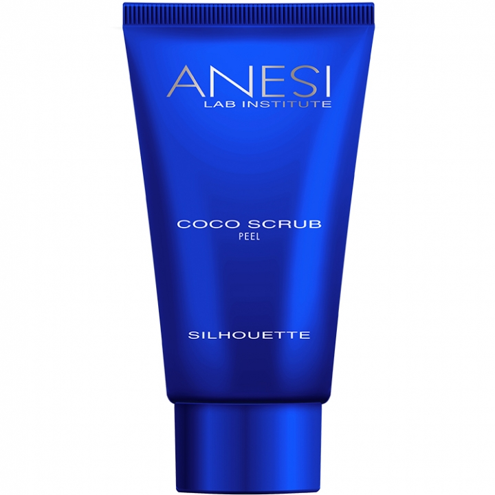 Anesi Silhouette Coco Sugar Scrub Peel i gruppen Anesi hos Nails, Body & Beauty (81302)